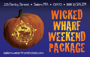Wicked Wharf Weekend Package